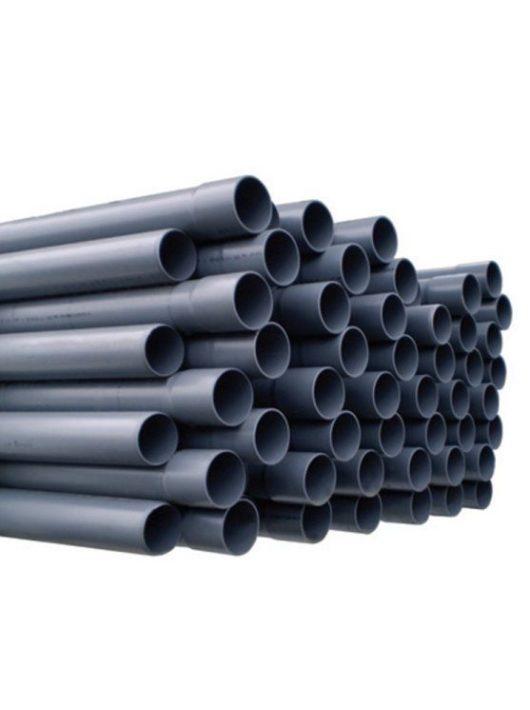 PVC Nyomócső szálban D50mm  /fm
