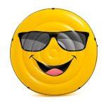 Intex felfújható smiley úszó sziget Cool Guy Island #57254EU