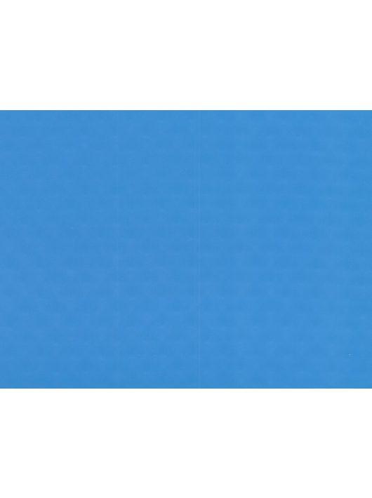 ALKORPLAN 0,75mm fólia egyszínű adriakék .-/m2