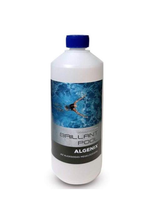 Brillant Pool Algenix algaölő folyadék 1l