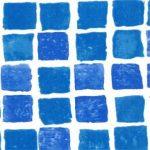 ALKORPLAN 3000 Akril szöveterősített fólia 1,5mm 1,65m kék mozaik .-/m2