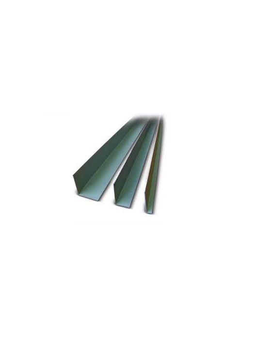 Fóliabádog lapos szürke 4 cm hossza 2m