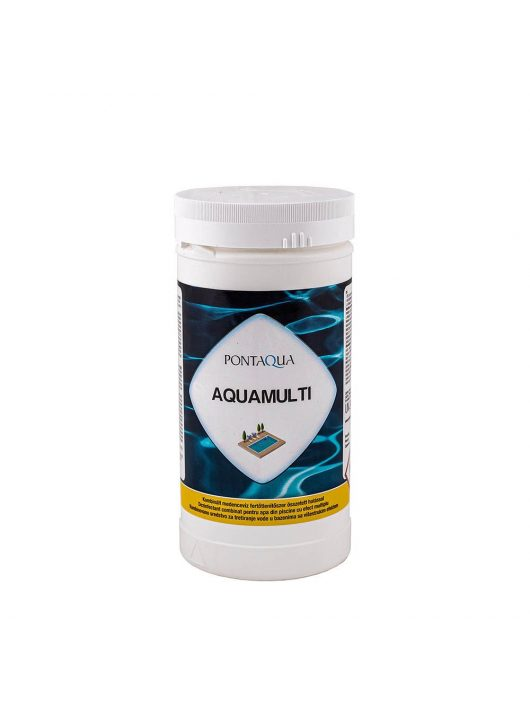 Pontaqua Aquamulti 200gr-os tabletta 1kg