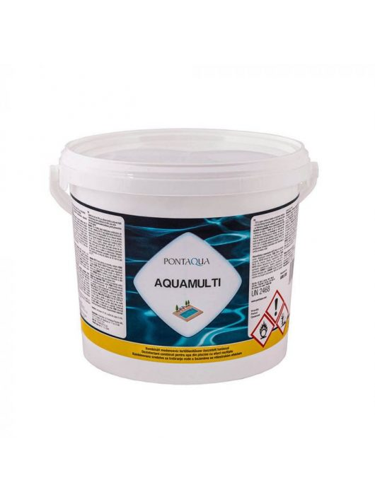 Pontaqua Aquamulti 200gr-os tabletta 3kg