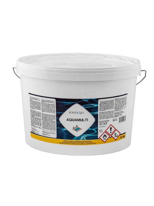 Pontaqua Aquamulti 200gr-os tabletta  10kg