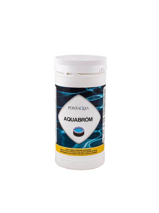 Pontaqua Aquabróm 20gr-os tabletta 1kg