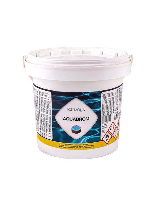 Pontaqua Aquabróm 20gr-os tabletta 5kg