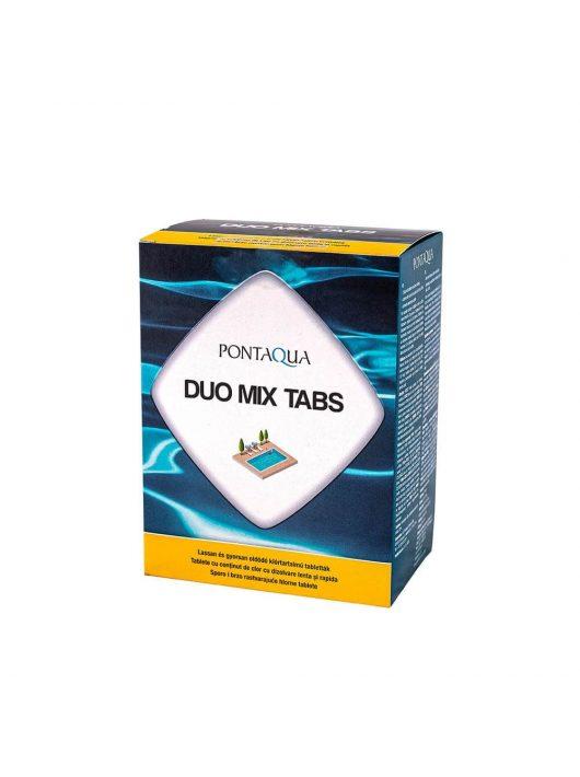 Pontaqua Duo Mix Tabs 5 x 120gr 0,6kg