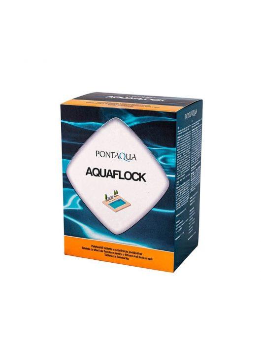 Pontaqua Aquaflock 8 x 125g / doboz 1kg