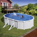 Family Eco Lux oval pools