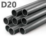 PVC csövek fittingek D20mm