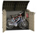 Store-it out outdoor garden storage