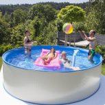 Family Eco round pools